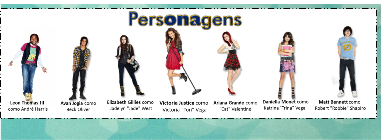 Personagens Vic