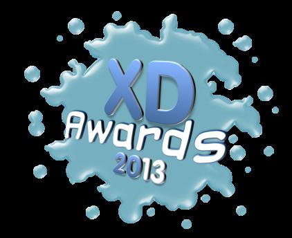 Logo XD Awards 2013