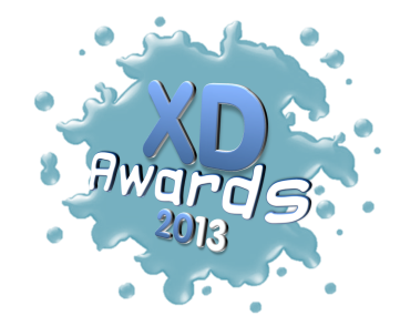 Logo XD Awards 2013