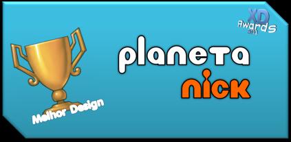 Planeta Nick - MDesign