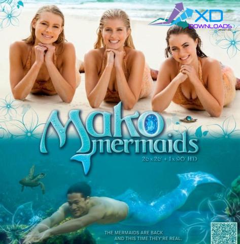 Mako Mermaids season 1 xd2